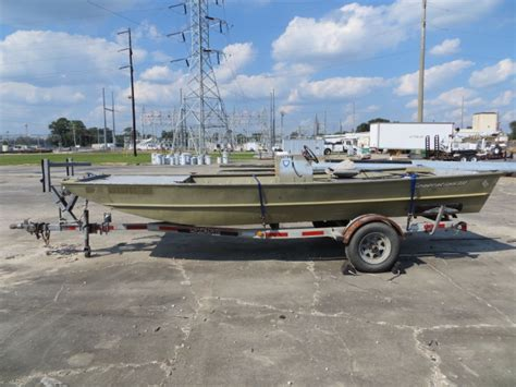Used Boat Trailers Mobile Al by Boat 1996 Generation Iii 18 Foot With Trailer No Motor