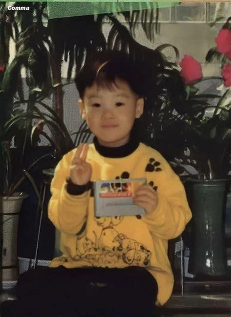 fans find cute baby   bts members   recreate    childhood allkpop