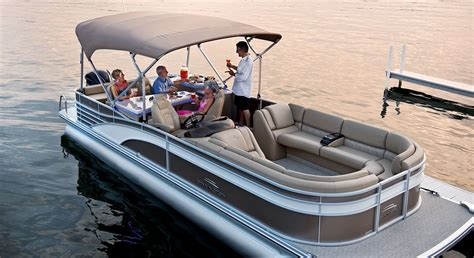 Luxury Pontoon Boats With Bar by R Series Performance Pontoon Boats By Bennington