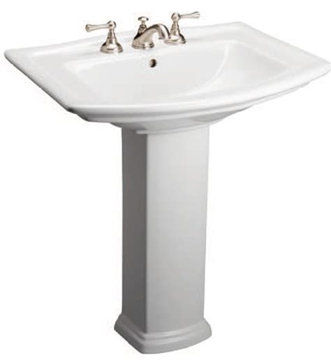 barclay pedestal sink washington barclay pedestal sink bathroom sinks