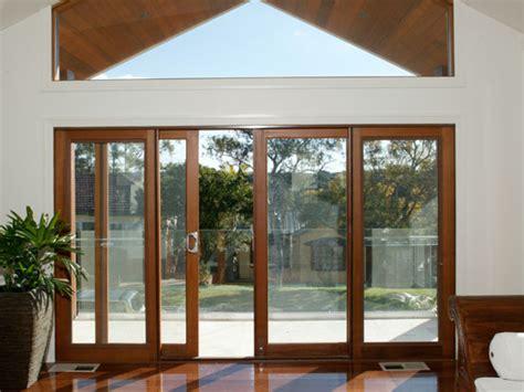 3 panel sliding glass door timber sliding doors patio doors airlite