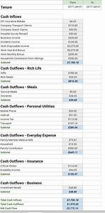 Your Personal Cash Flow Statement  U2013 The Complete Guide