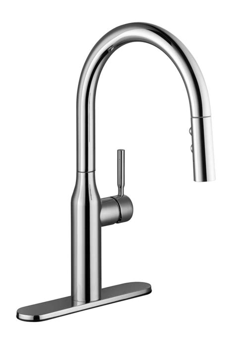 kitchen faucet canada pekoe single handle pull sprayer kitchen faucet in