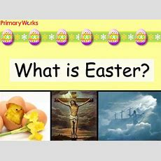 Easter Story Powerpoint For A Ks, Ks2 Assembly Or Re Lesson, Collective Worship About Jesus & Easter