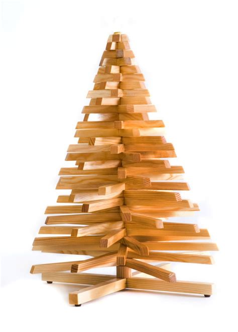 Weihnachtsbaum Holz Design by 10 Wooden Trees With Eco Style