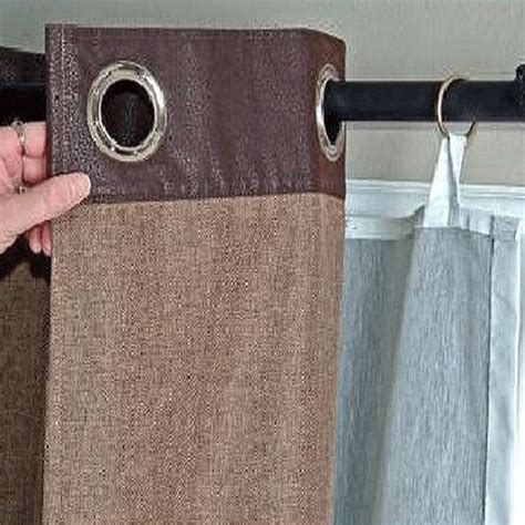 blackout curtain liner grommet pin by montgomery on nest