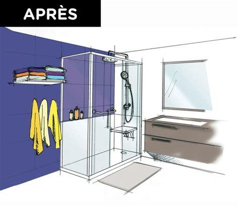remplacer un baignoire par une remplacer une baignoire par une c 244 t 233 maison