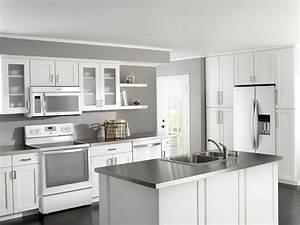 White Kitchen Cabinets Vintage Color White Kitchen