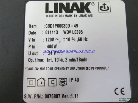 linak cbd1 desk lift control box module dispatch