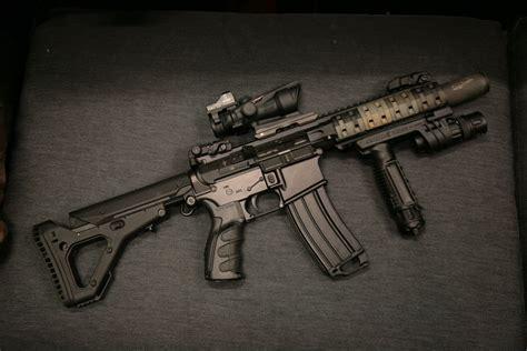 Building Your Own Firearm (part 4  Ar15 Upper Parts