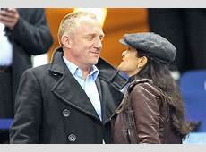 Photos of Salma Hayek And FrancoisHenri Pinault Watching