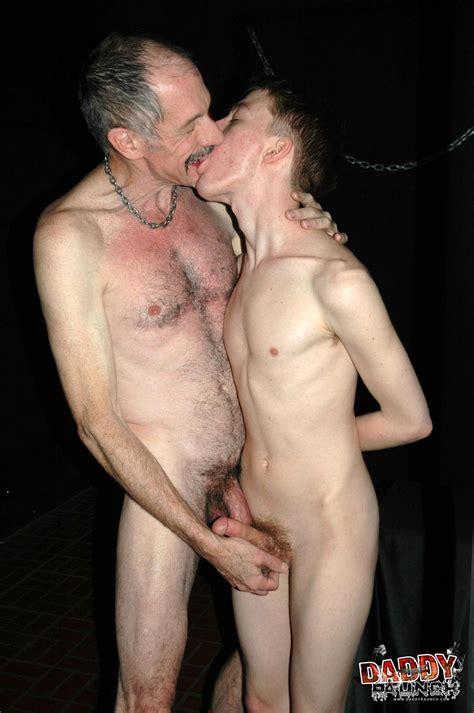 Daddy Raunch Sperm Overload Scene Two At Dbgays Com