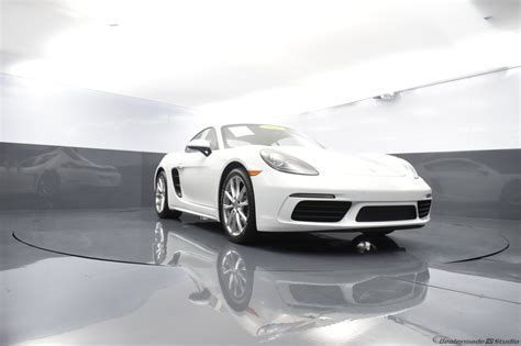 This, i suspect, has led many to believe the 911 to be inherently the superior car. Certified Pre-Owned 2018 Porsche 718 Cayman Base 2D Coupe White in West Palm Beach #PC-PF27003 ...