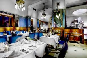 Unique Dining Room Table by Sarah Bernhardt Restaurant Hotel Paris Prague