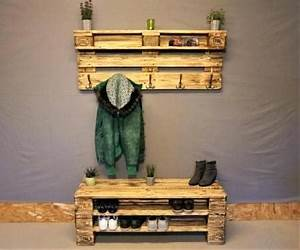 Schuhschrank Aus Paletten : schuhregal paletten ~ Buech-reservation.com Haus und Dekorationen