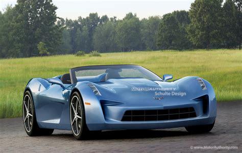 2014 Chevrolet Corvette Rumors Sprout Midengine Talk Yet