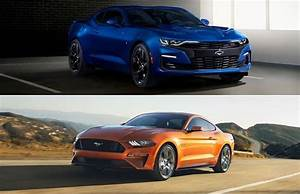 Chevrolet Camaro vs Ford Mustang: Which Is Better Car In 2021? - Colorfy