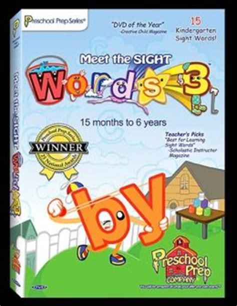 preschool prep series meet the sight words vol 3 by 592 | 184582000242 p0 v2 s260x420