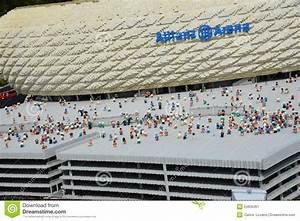 Legoland Günzburg Plan : allianz arena is a football stadium in munichmade from plastic lego block editorial photo ~ Orissabook.com Haus und Dekorationen