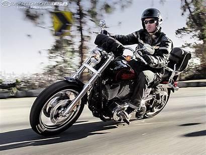 Rider Motorcycle Low Riding Harley Davidson Motorcycles