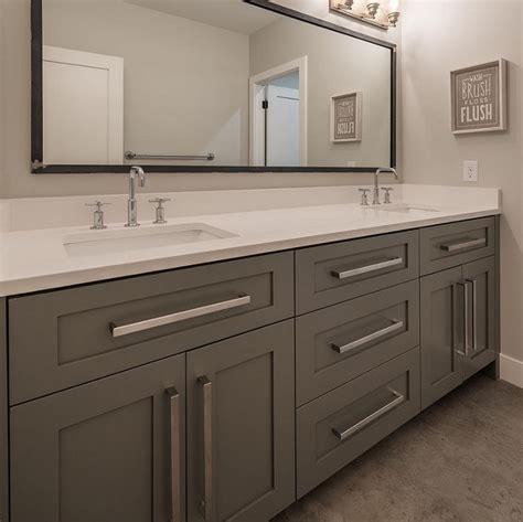 grey bathroom cabinets interior design ideas home bunch interior design ideas 13028