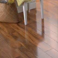 dolce walnut effect laminate flooring 1 19 m pack departments diy at b q