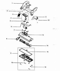 Dyson Dc27 Upright Vacuum Parts
