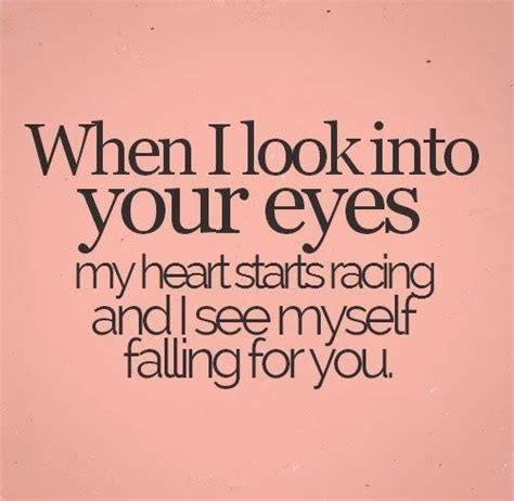 Into My Eyes Quotes