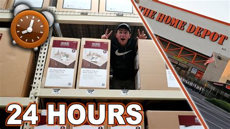 is there a 24 hour home depot home depot hours 24 hours insured by ross
