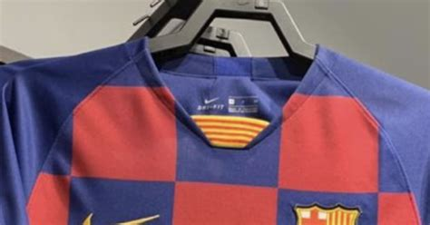 barcelona kit  images  revolutionary  strip