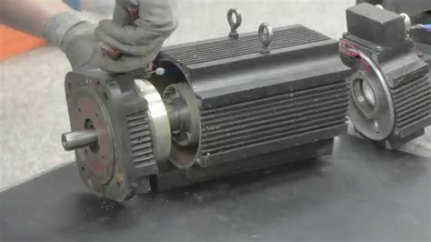 servo motor repair  testing procedures global