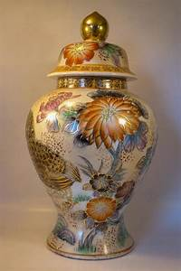 Chinesisches Porzellan Kaufen : chinesische deckelvase urnenvase sehr sch ne ~ Michelbontemps.com Haus und Dekorationen