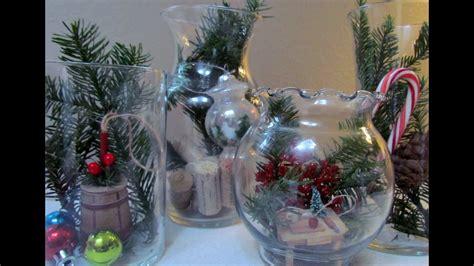 diy terrarium holiday glass jar vase christmas decoration