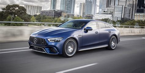 See models and pricing, as well as photos and videos. 2019 Mercedes-AMG GT 63 4-Door Coupe starts at $137,495 | The Torque Report