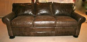 Ethan allen leather sofa roselawnlutheran for Leather sectional sofa ethan allen
