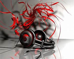 Stylish Headphone,with Girls High Definition Wallpapers ...