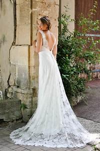 Robe De Mariage Champetre : un jour une mari e ~ Preciouscoupons.com Idées de Décoration