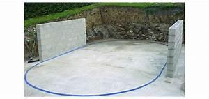 Piscine En Acier : piscine enterr e en kit tout quip e gr h120 cm piscine ~ Melissatoandfro.com Idées de Décoration