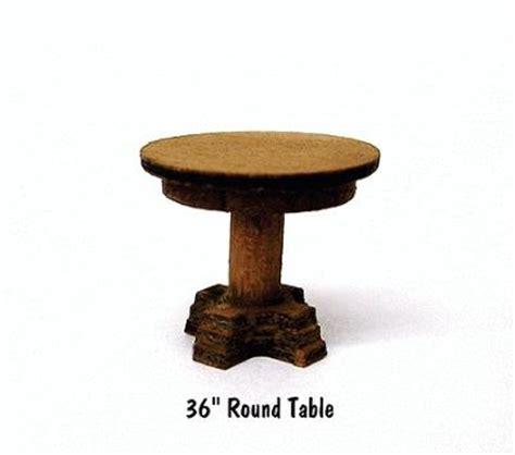model train table kit round table laser cut wood kit pkg 4 ho scale model