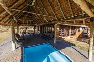 Dube Private Game Reserve   North West, Caravan, Camping