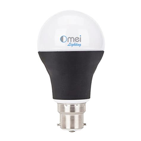 b22 bluetooth led light bulb dimmable multicolored color