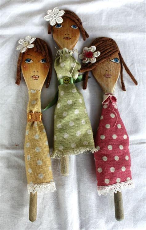 creative diy wooden spoons crafts