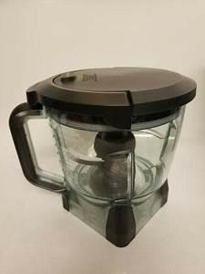 Ninja Blender Bowl 64 Oz Food Processor Attachment