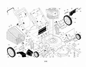 Husqvarna Lawn Tractor Parts Diagram
