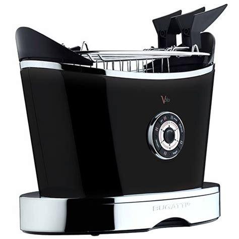 When it's a bugatti noun. Bugatti Volo Black Toaster 13-VOLON/UK | Harts of Stur
