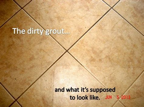 My Tile Grout Revealed ? The Steam Queen