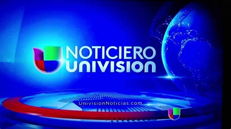 Noticiero Univision New Intro Music