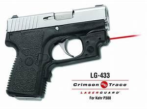 Kahr Firearms Group Models with Crimson Trace Laserguard ...