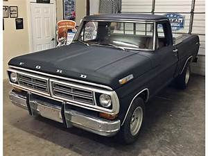 1972 Ford F100 For Sale