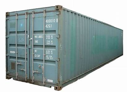 Container 40ft Cargo Containers Standard Worthy Conex